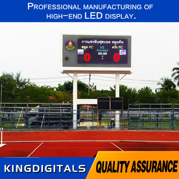 Outdoor P8 Full Color RGB Monitor Led Display For Television