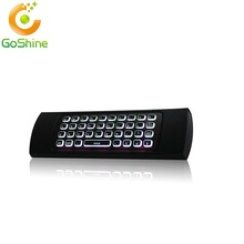 Popular Smart Remote Mx3 Air Mouse 2.4g Wireless Mouse Arabic Keyboard For Android Tv Box