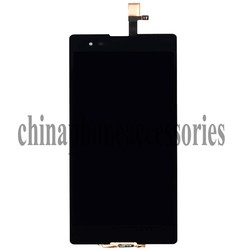 Mobile Phone LED Display Touch Screen Digitizer Monitor for Sony Xperia T2 Ultra D5303 D5306 Replacement