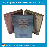 Manufacturer cosmetic packaging Paper Box