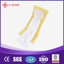 Best supplier for ladies 100 cotton sanitary pads with good price