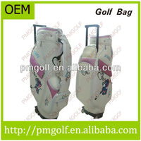 Wholesale Cheap Unique Golf Bag with Wheels