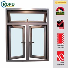 Top Quality Modern China Supplier Standard Aluminum Casement Window And Doors