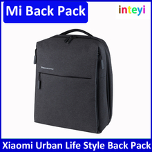 Original Xiaomi Simple School Business Bag Women Men Large Capacity Backpack for notebook Laptop Mi Laptop Backpack