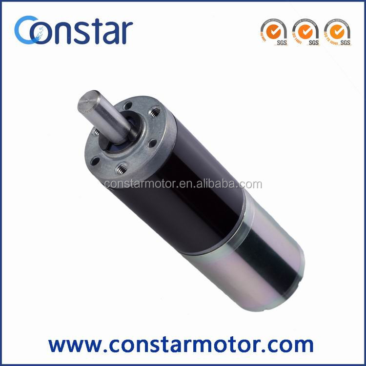 High Torque Low rpm Electric Micro 12v DC Planetary Gear Motor