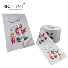 Hot Sale Transparent High Density adhesive photo paper