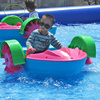 Low cost and high recovery dragon boat paddle to agent aqua paddle boat