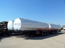 3 axles 40000L/45000l Aviation kerosene TANK SEMI TRAILER