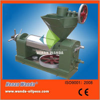 2015 Sunflower Seeds small Oil Press Machine/nut oil press machine