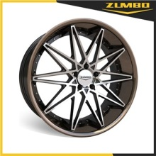 ZUMBO A0092 replica alloy wheels made in China aluminum wheel rim custom forged alloy steel wheel