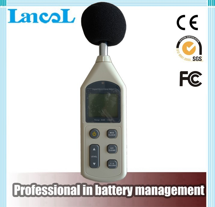 Sound Level Meter/Car battery tester/Auto battery tester