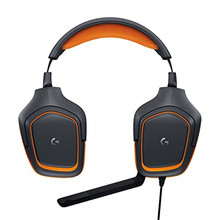 Original Logitech 981-000625 G231 Console Gaming Headset with Mic immersive game quality stereo sound drivers headphones