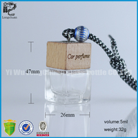 hanging liquid air fresheners car pendant perfume bottle wholesale