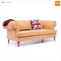 2016sofa designer furniture replica solid wood high quality fabric comfortable