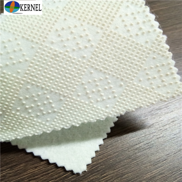 High Quality dotted anti slip fabric Non-slip fabric