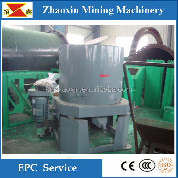mining equipment suitable for gold ore separating centrifugal separator