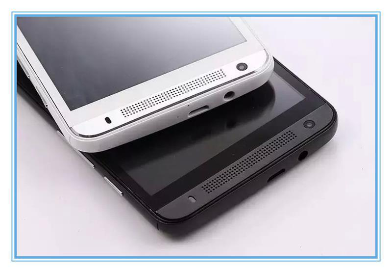Multifunctional m8 mobilephone android 4.4.2 mobile phone mtk6572w oem smartphone cellphone