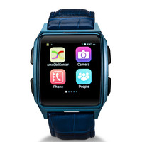 X2 Bluetooth Wifi new smart watch android phone with gps wifi 3g nucleus smart watch