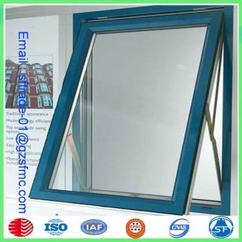 Aluminum openable windows