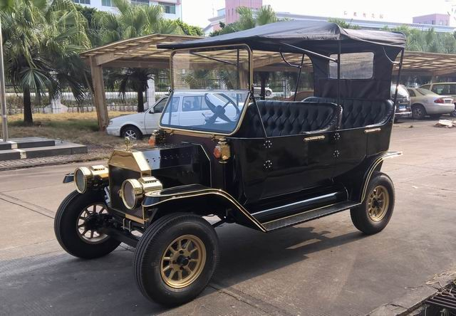 Latest design unique AC Motor 5KW classic electric buggy golf car