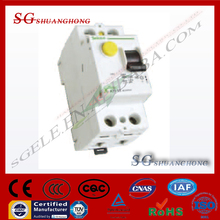 Electro-magnetic type L7-63 Residual Current Circuit Breaker 2pole earth leakage