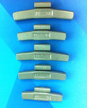 Iron Clips Tire Wheel Balance Weights for alloy rim