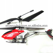 2 channel infrared easy control alloy rc helicopter red&blue