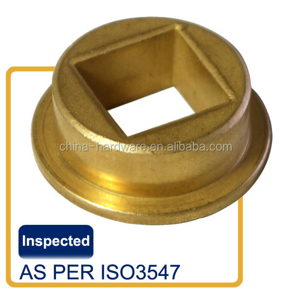 6.9 9.2 9.6 12.1 10.2 mm Damper Components Accessories square mounting brass bushing bearing