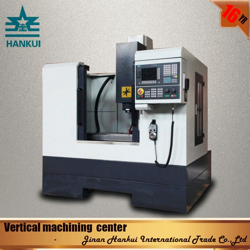 Diameter of Tool 120mm CNC Vertical Milling Machining Center
