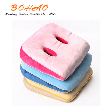 wedge memory foam car seat cushion with holes buy cushion car cushion car seat cushion product. Black Bedroom Furniture Sets. Home Design Ideas
