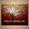 Handmade hot-seller modern abstract canvas art of oil painting