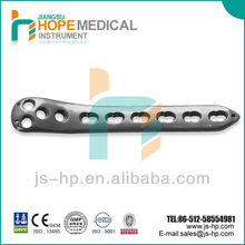 Types of orthopedic plates,Proximal lateral femoral locking compression plates type1,trauma plates - HOPE