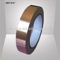 manufacture lightning copper tape 25mic