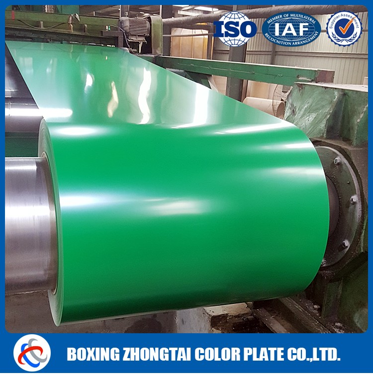 printed prepainted steel coil ppgi roofing materials made in China