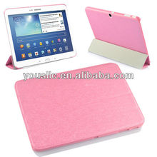 ULTRA SLIM LUXURY LEATHER SMART MOBILE PHONE CASE COVER FOR SAMSUNG GALAXY TAB 3 10.1 P5200