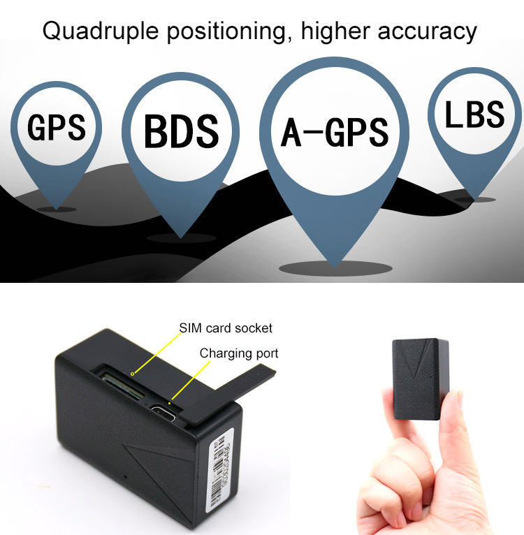 Wireless Voice monitoring real time fleet vehicle car gps tracking device for cars