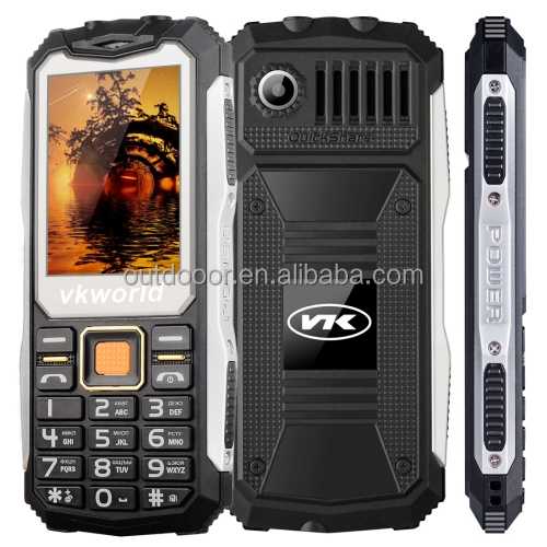 Factory Price VKworld Stone V3S Anti-Low Temperature Daily Waterproof Shockproof Dustproof Smart Phone