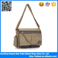 2015 Supercool military messenger bag canvas bags with shoulder strap