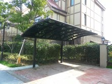 China manufacturer pergola carport