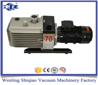small electric oil vacuum suction high pressure oil pump lubrication system rotary electric brake mini air vacuum pump