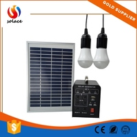 power storage battery solar central heating system 5000w