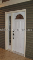 steel door used exterior or interior ,metal door inserts,iron gates for sales