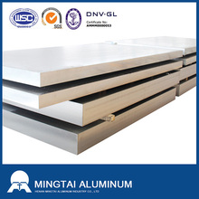 2017 Hot Sale 5454 aluminum plate manufacturer for hino buses price
