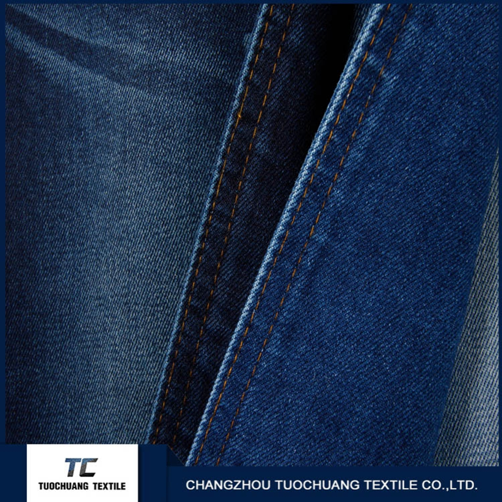 Top Quality light denim jeans fabric factory for wholesales