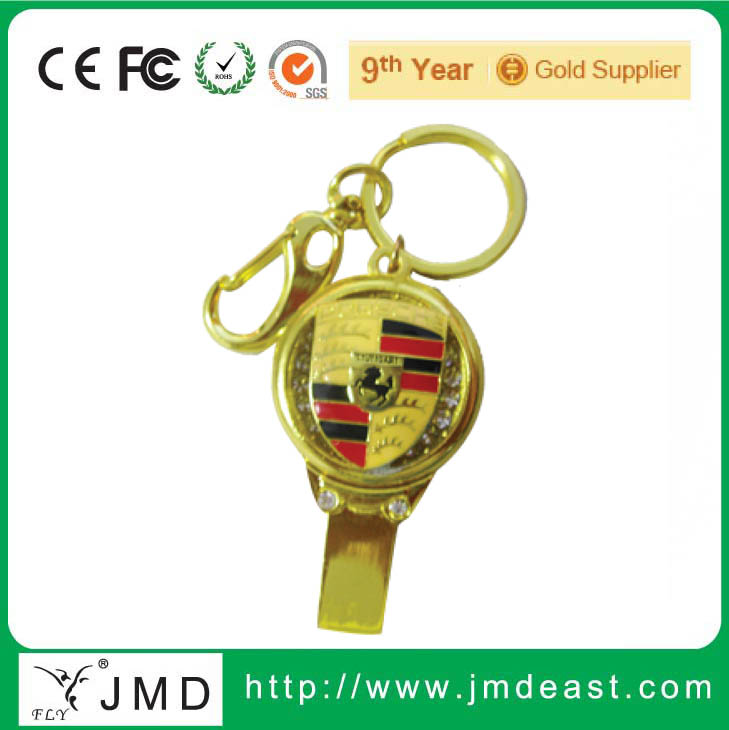 Hot sell ! Oem diamond jewelry swivel usb flash drive manufacturer price