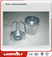 China supplier of Zoomlion ZE150E cheap excavator parts fuel oil filter