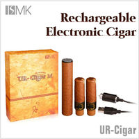 New products for 2013 hot disposable electronic hookah UR-Cigar rechargeable e-cigar
