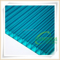 Sun Sheets & PC Embossed Sheets Type polycarbonate hollow sheet sun panel