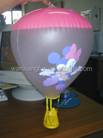most popular custom printing giant inflatable fire balloon