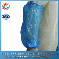 Medical Used Disposable Surgical Oversleeve Plastics Sleeves
